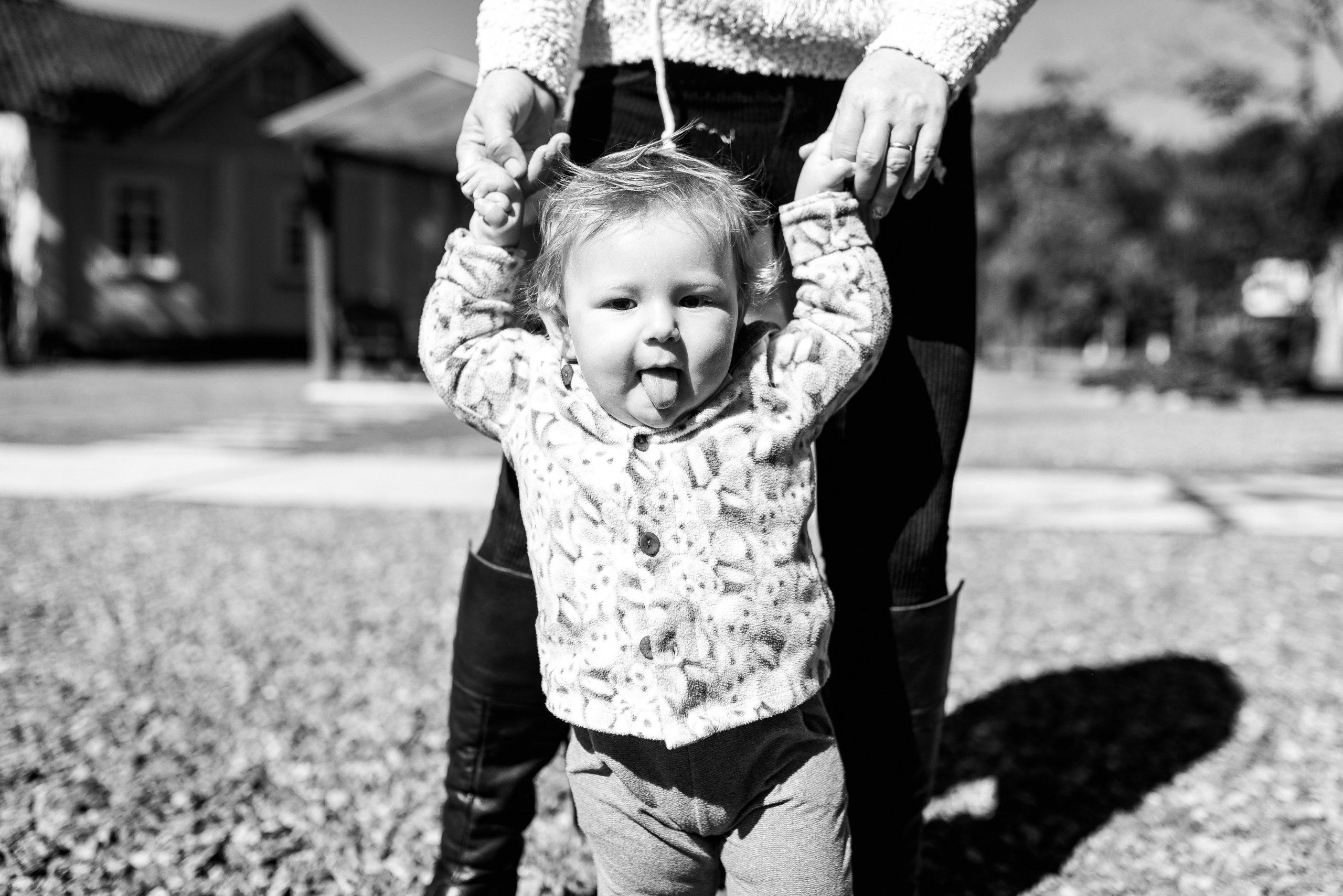 Bébé marche