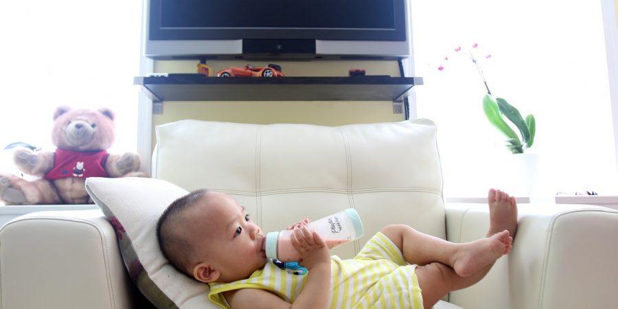lait pour bébé